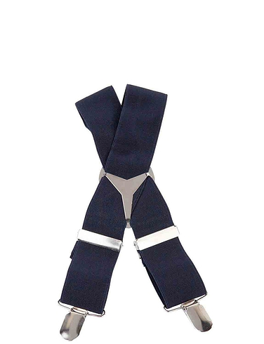 Pack of 2 Clip End Braces