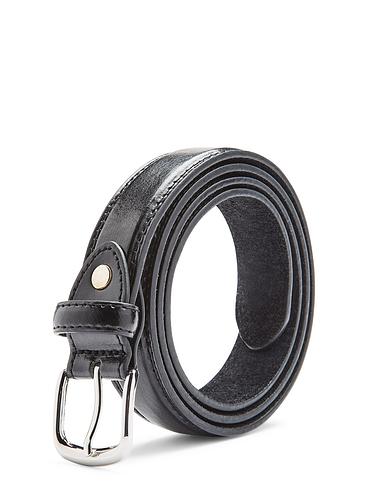 1 Inch Bonded Leather Belt