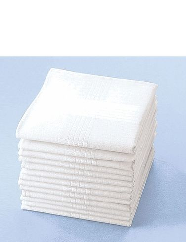 Bakers Dozen Pack Of Handkerchiefs