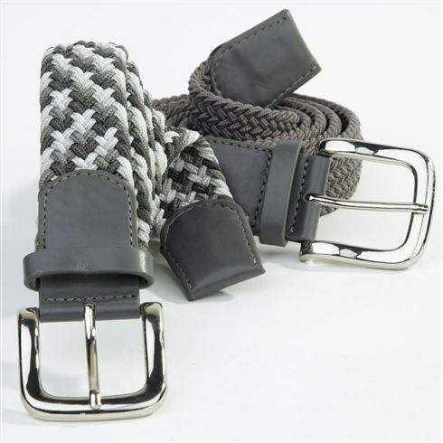 Pack Of 2 Stretch Belts