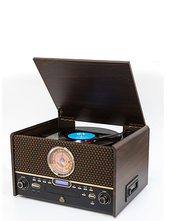 Gramaphone Style DAB Music Centre
