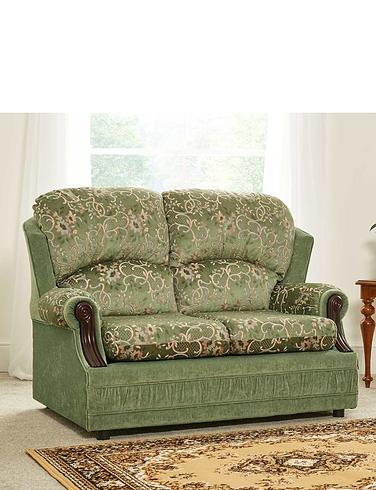 Chorlton Two Seater Settee