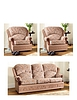 Chorlton Suite Three Seater Settee and Two Chairs