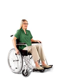 Self-Propelled Lightweight Wheelchair