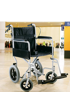 Transit Lightweight Wheelchair