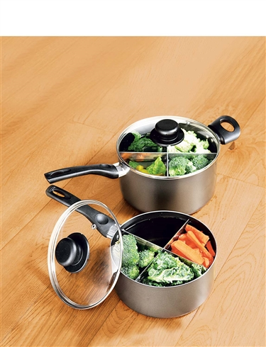 6 Inch Four- Way Pan