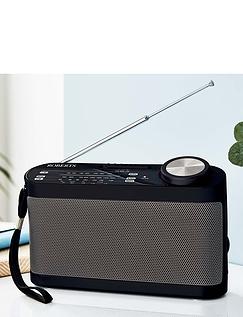 Roberts Three Band Portable Radio