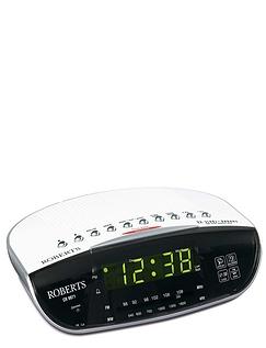 Roberts Automatic Radio Alarm Clock