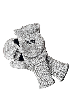 Knitted Thinsulate Mens Gloves