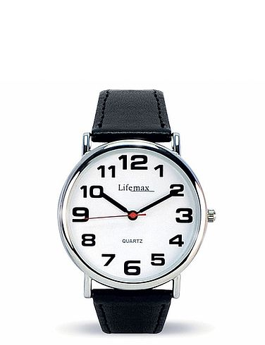 Ladies Clear Time Classic Quartz Watch