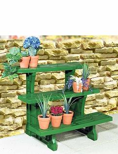 Three Tier Plant Stand