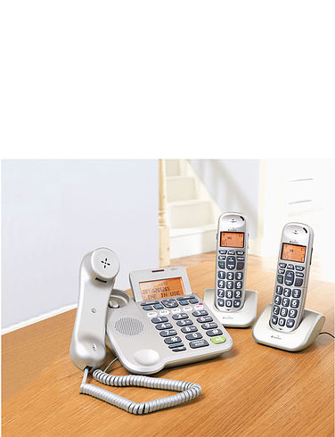 Binatone Big Button Corded Phone