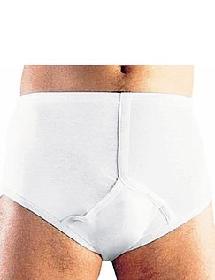Y Front Absorbent Pants