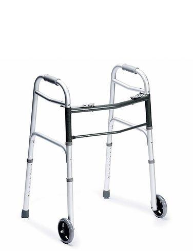 Folding Wheeled Walking Frame