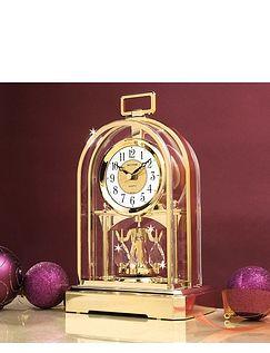 Swarowski Mantel Clock