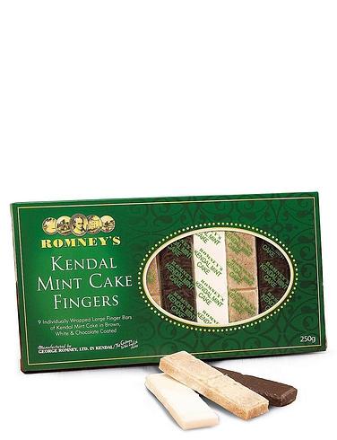 Kendal Mint Cake Selection