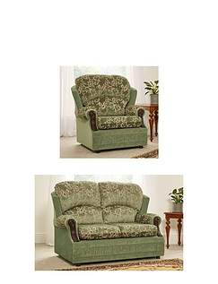 Chorlton Two Seater Settee And Chair Suite