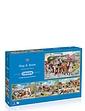 Rag & Bone - Set Of 4 x 500pc Jigsaw Puzzles