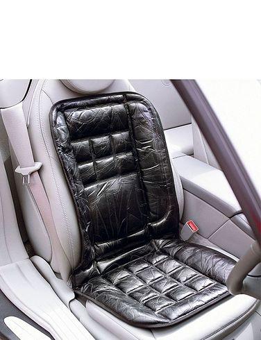 LEATHER CAR SEAT