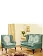 Cottage Two Seater Settee And Chair