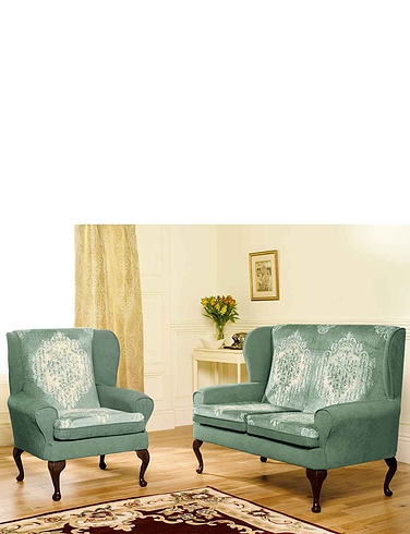 Cottage Two Seater and Two Chairs