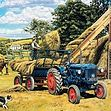 Gibsons Set Of 4 Days Gone By Jigsaw Puzzles