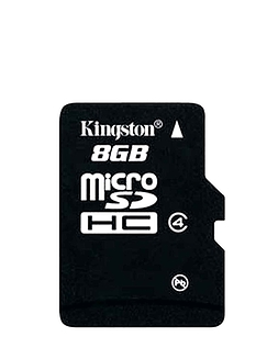 Kingston 8GB Micro SD Card