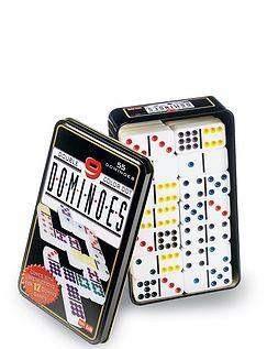 Double 9 Dominoes Set