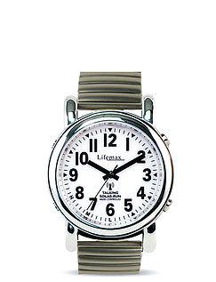 Expander Atomic Solar Talking Watch