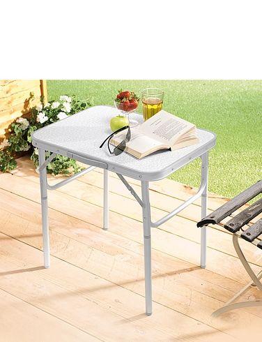 Foldable Adjustable Picnic Table