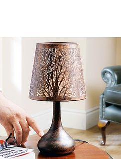 Tree Touch Lamp