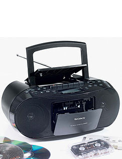 Sony Digital CD Radio Cassette Player