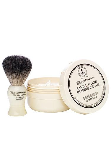 Sandalwood Shaving Set