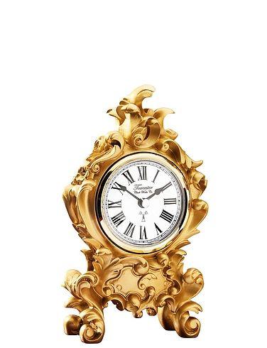Ornate Radio Controlled Mantle Clock