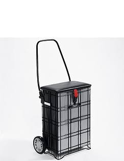 2 Wheel Shop-A-Seat Trolley