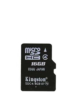 Kingston 16GB Micro SD Card