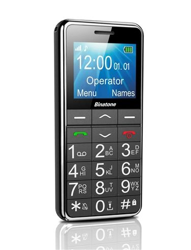 Commitment Free Big Button Mobile Phone