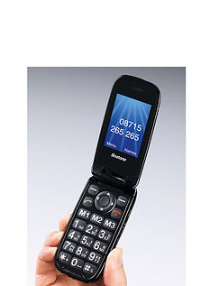 Clamshell Model Mobile Phone