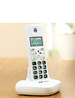 Extra Loud Cordless Telephone with Large Numbers