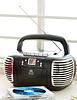 3-in-1 Groove Portable Retro Radio