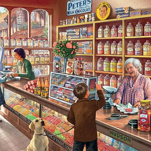 A Special Treat Super 2000pc Jigsaw Puzzle