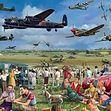 Amazing Airshow 1000pc Jigsaw