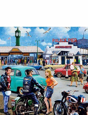 Happy Days – Brighton Jigsaw Puzzle