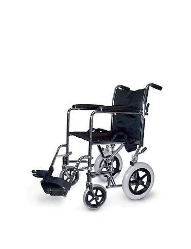 Lightweight Steel Transit Wheelchair