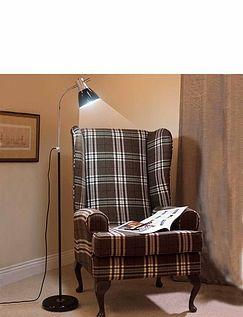 High Vision LED Floor Reading Light