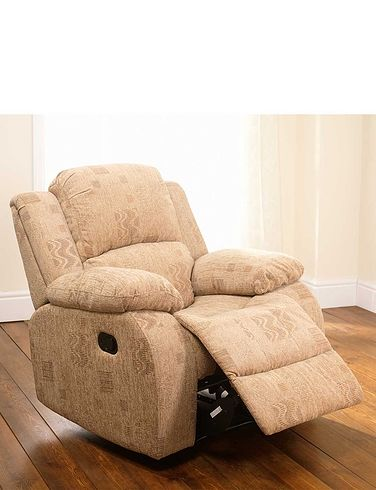 Buxton Manual Recliner Chair