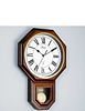 Radio Controlled Pendulum Wall Clock