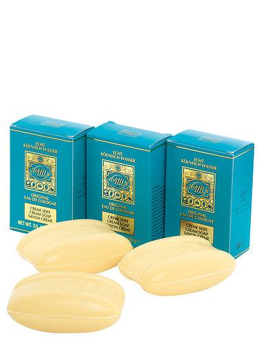 4711 Cream Soap Set