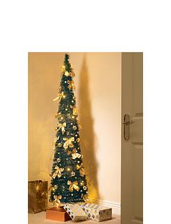 6 Foot Pop Up Christmas Tree