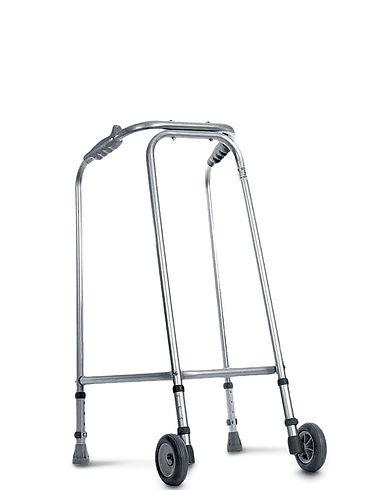 Ultra-Slim Lightweight Deluxe Walking Frame